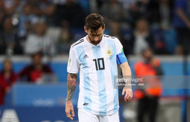 La Croatie humilie l'Argentine de Messi 3 buts à 0