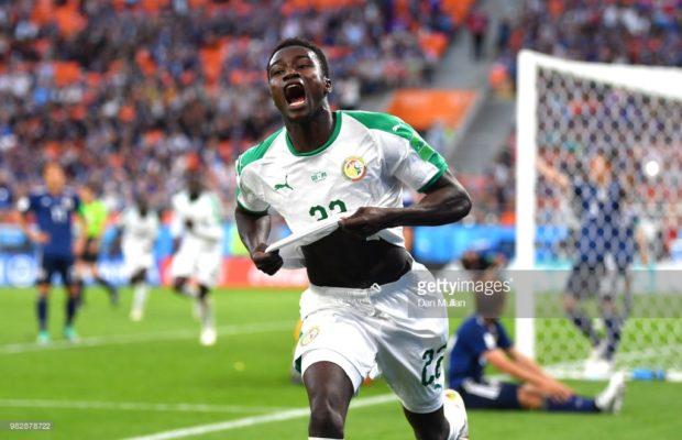Vidéo : Regardez l'incroyable 2em but du Sénégal par Moussa Wagué