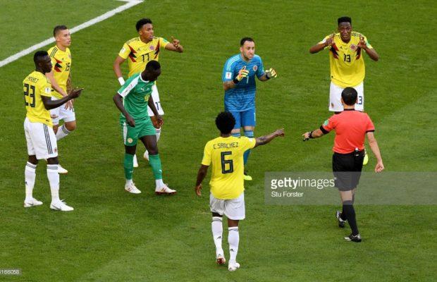 Vidéo – CDM: La Colombie ouvre le score et élimine le Sénégal