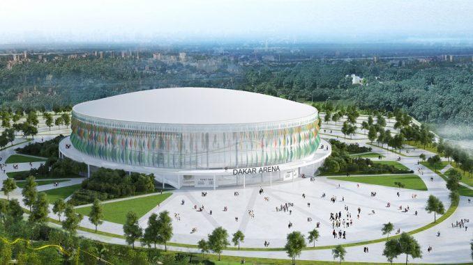 « Dakar Arena », le stade olympique du Sénégal sera inauguré le 08 août…