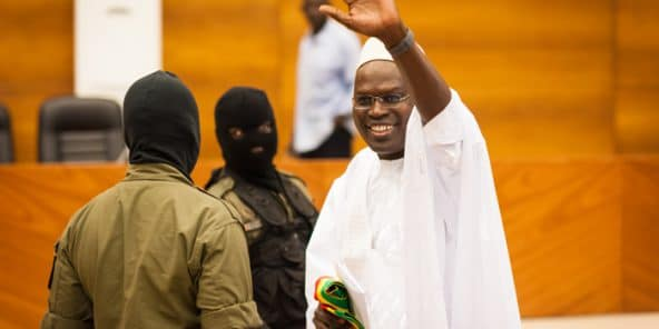 Incroyable: Coup de théâtre dans le dossier Khalifa Sall: Le procureur général demande sa libération