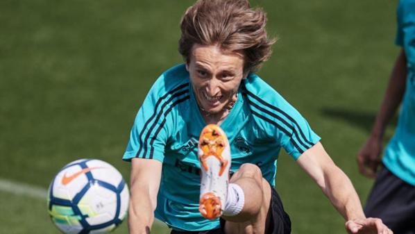 Luka Modric rencontre son président ce mercredi