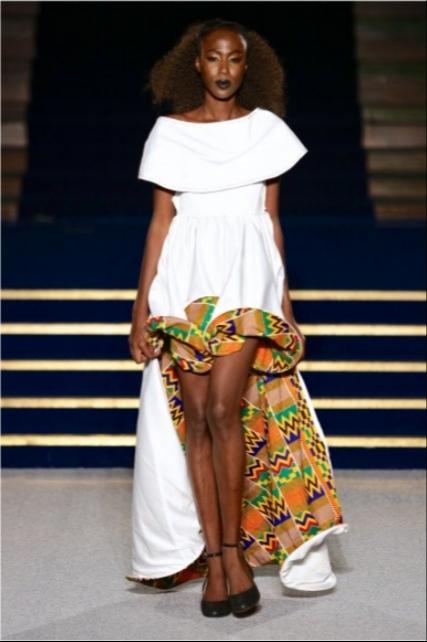 AFRICA FASHION WEEK DE LONDRES: Savourez la collection été de la  Sénégalaise de Luxembourg Awa Kermel.