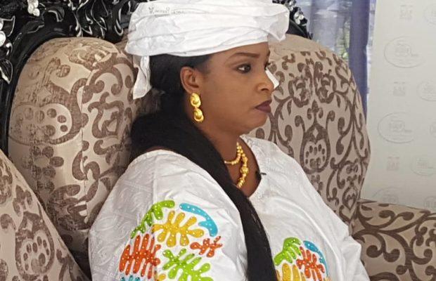 La comédienne Diewo invitée de Wareef sur la Tfm: recadre en direct un téléspectateur « Hana comédienne dou…