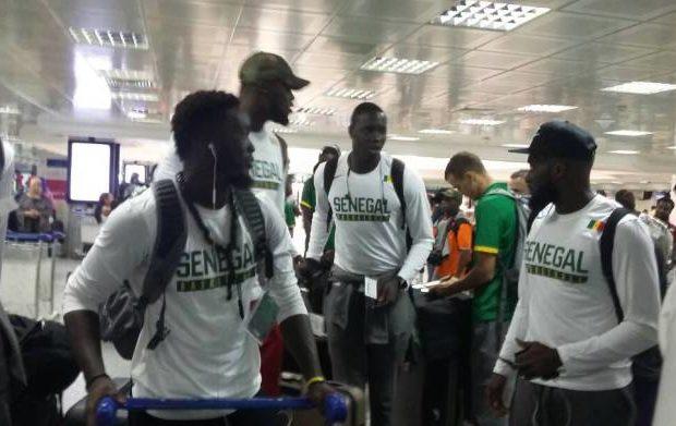 Eliminatoires Mondial 2019 : l'arrivée des « Lions » du basket au Nigéria