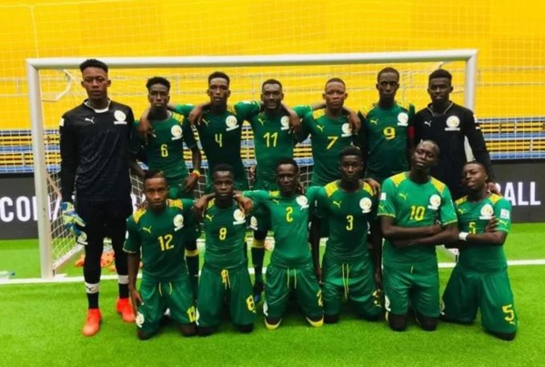 Coupe du monde de Mini foot: Les Lionceaux du Sénégal dominent l'Angleterre et se qualifient en 1/4 de finale!
