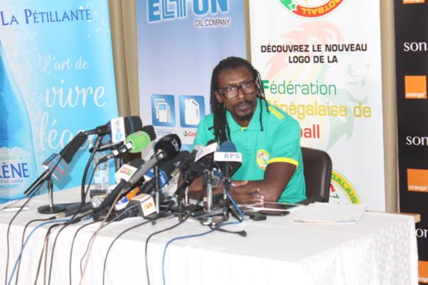 Soudan vs Sénégal - Aliou Cissé : « On a un banc…les jeunes ont envie de montrer qu'ils … »