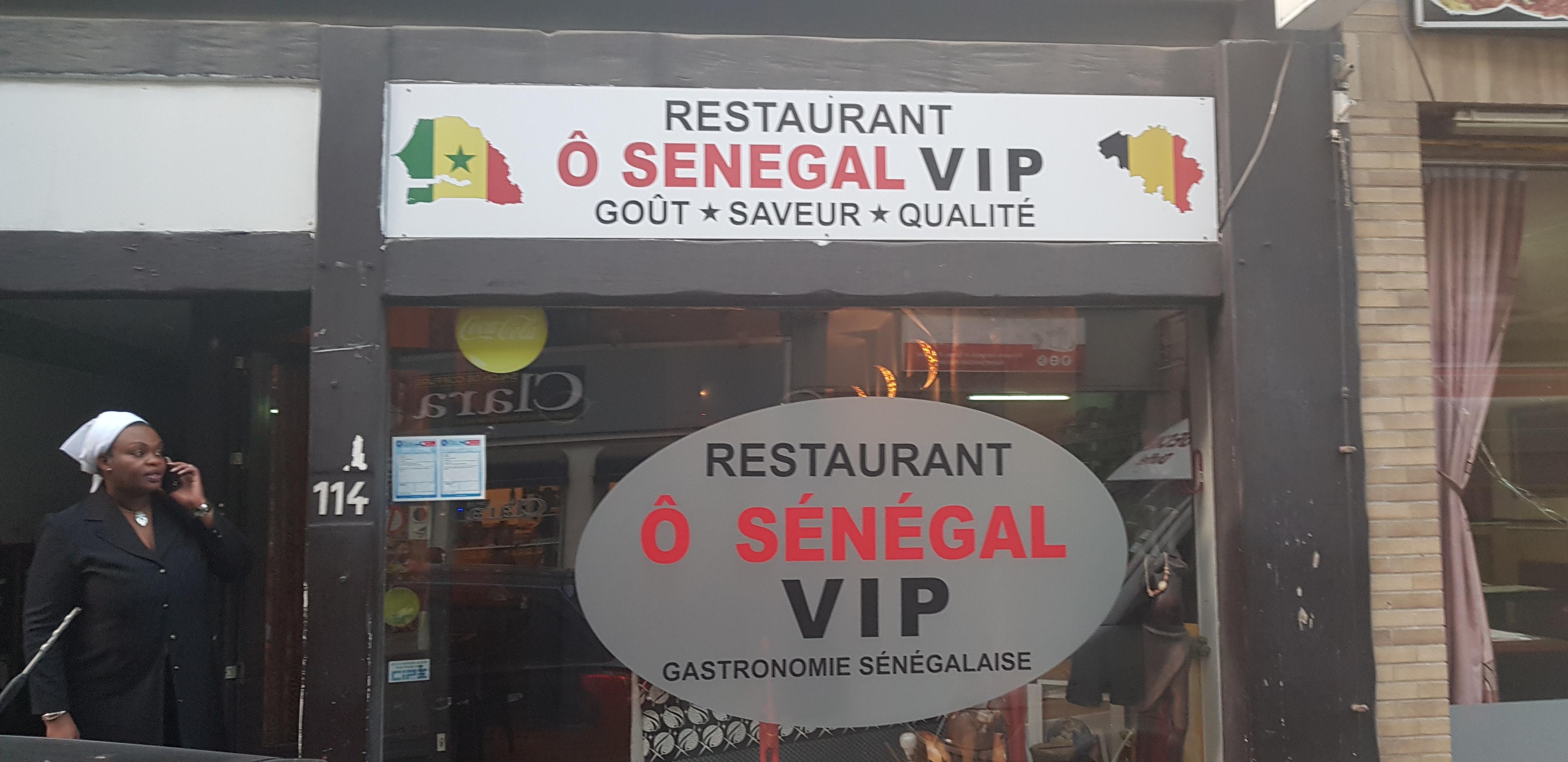 O VIP SENEGAL VOTRE RESTAURANT CHIC A BRUXELLES CHEZ YATTA. PUB
