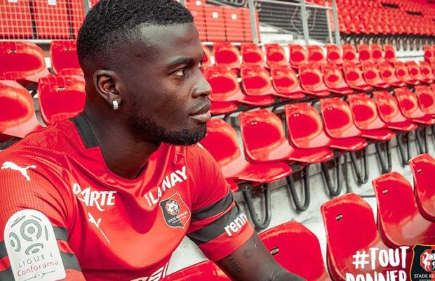 Mbaye Niang quittera Rennes plus tôt que prévu