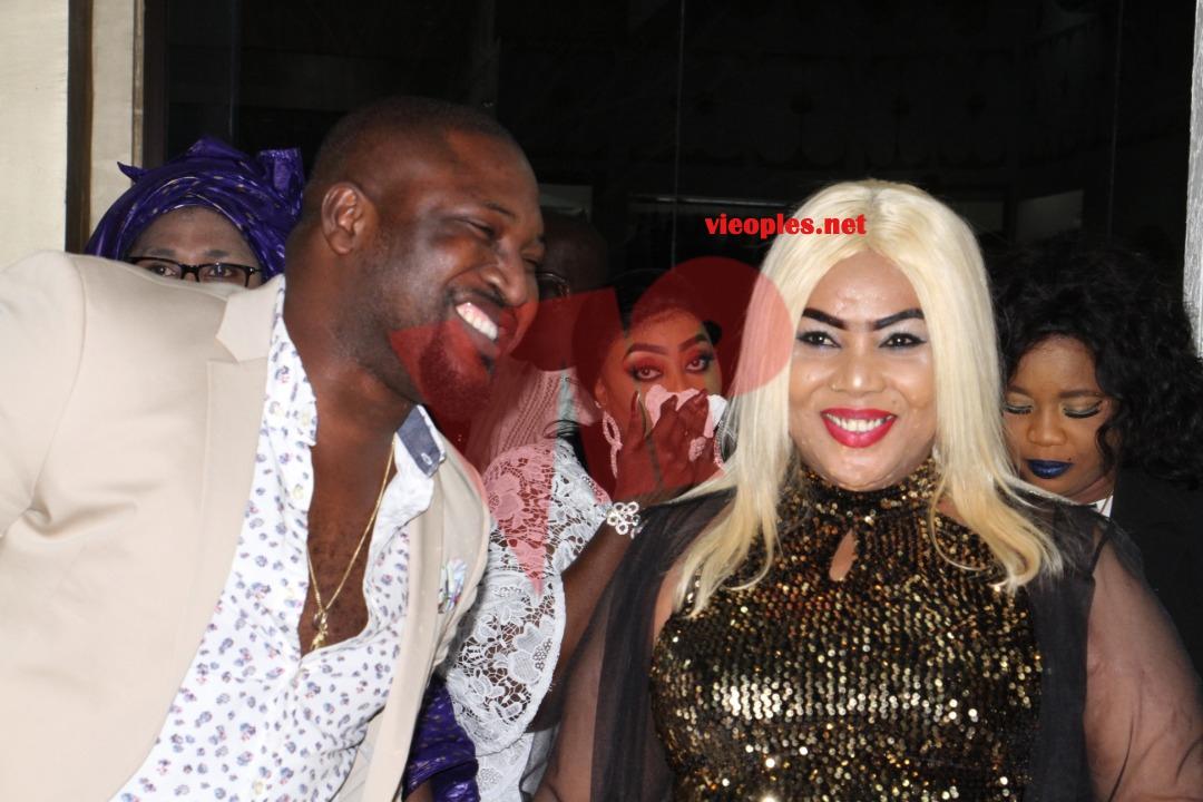 Anniversaire: Quand Amina Poté souhaite un joyeux anniversaire à son mari Mor Cissé. En images