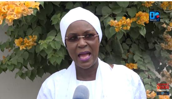Amsatou Sow Sidibé révèle : « Même la signature de mon mari n'a pas été validée »
