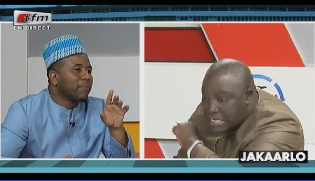 Clash entre Bougane Gueye Dany et Birima « Bougane m'a déçu, Birima « Tu n'es pas civilisé ..