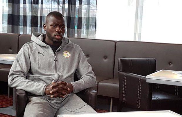 Le Fc Barcelone met près de 80 milliards Fcfa sur la table pour Kalidou Koulibaly