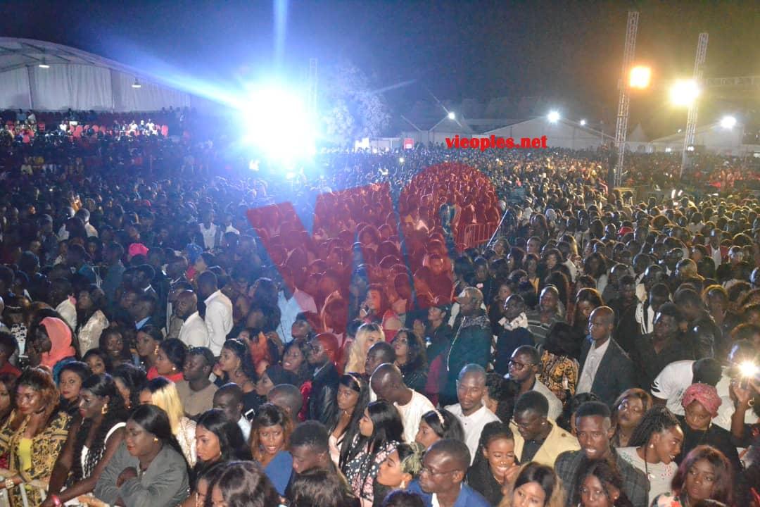 Revivez le Grand Bal de Youssou Ndour au CICES avec les belles Dakaroises