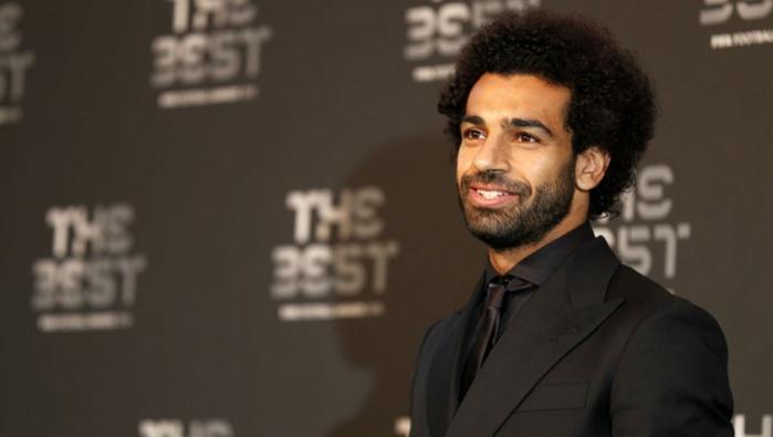 Meilleur joueur africain 2018: l'Égyptien Mohamed Salah s'offre un doublé