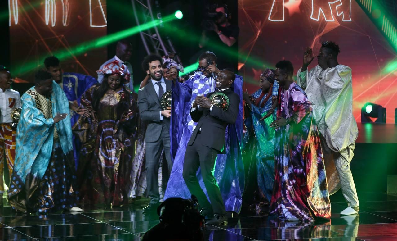 CAF Awards 2018 à Diamniadio, 24 images pour rattraper tout ce que vous aviez raté Avec Macky Sall, Youssou Ndour, Sadio Mané, Mohamed Salah