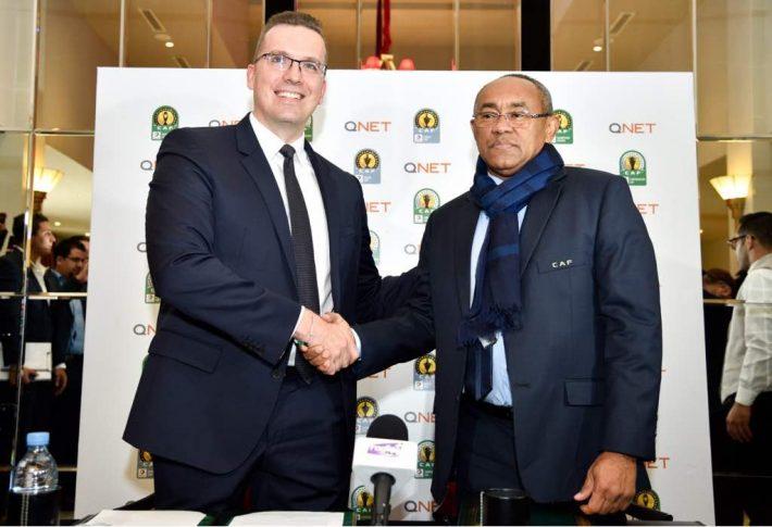 QNET félicite la CAF et le football africain pour la réussite de la saison 2018