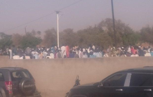 Ndiassane : Ahmed Bachir Kounta inhumé finalement au cimetière de la cité religieuse