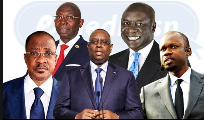 Présidentielle 2019 : Cap sur la campagne électorale pour Macky, Idy, Sonko, Madické et Issa Sall