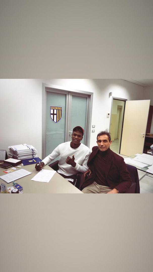 Abdou Diakhaté, petit frère de Aichana vient de signer avec le club de Parma