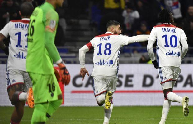 Ligue 1: L'OL fait tomber le PSG pour la première fois de la saison