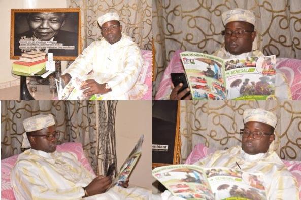 Déclaration exclusive de Cheikh Mbacké Gadiaga