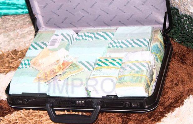 AUDIO: Révélations graves sur le financement de Sonko, 2 valises remplies d'argent pour Ousmane Sonko