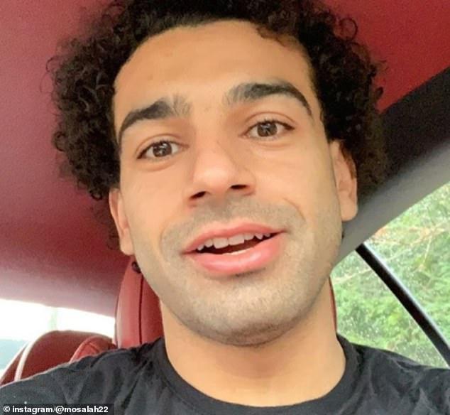 Liverpool : Salah méconnaissable avec son nouveau look…