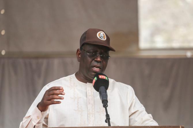 Macky Sall sur la mort d'Ibou Diop à Tamba: « C'est la résultante de l'appel à la violence prôné par certains responsables politiques »