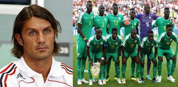 Paolo Maldini: « je vois le Sénégal aller très loin lors du mondial au Qatar »