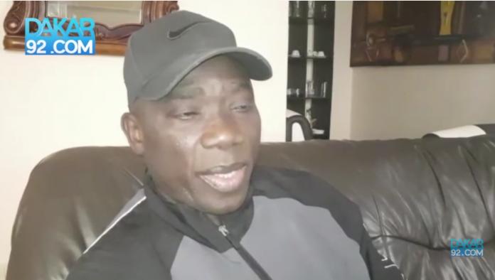 VIDEO : Présidentielle 2019 :Ma Penda Seck appel au calme et à la retenue .