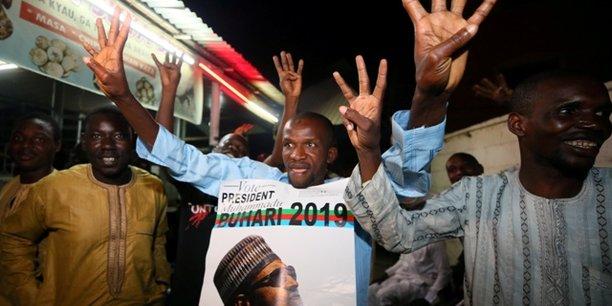 Nigeria : Buhari réélu pour 4 ans grâce aux Etats du Nord