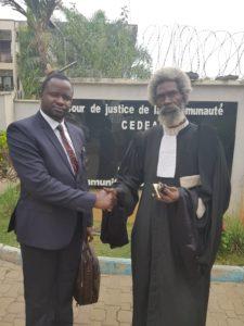 La CEDEAO condamne le Sénégal dans l'affaire Cheikh Mbacké Gadiaga
