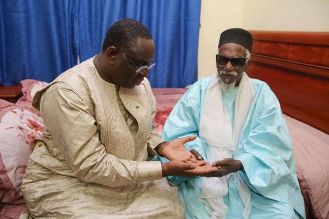 Présidentielle 2019 : Ce que l'on reproche à Macky (Dr Ahmed Khalifa Niasse)