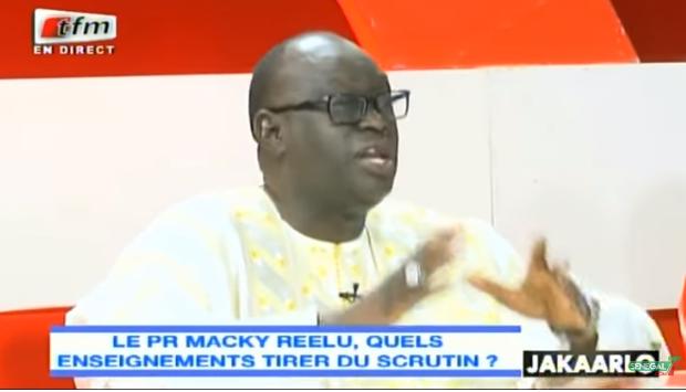 Jakaarlo: Me El Hadji Diouf « Bathie Macky Sall yi moma nior…ak gni todioul fén comme Madické »