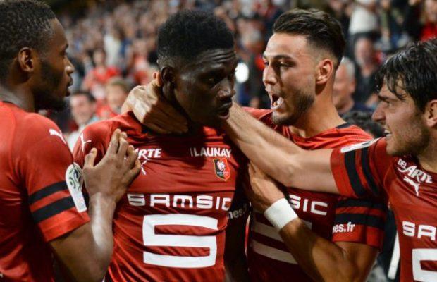 Ligue Europa / Rennes de Ismaïla Sarr rêve d'un exploit face à Arsenal