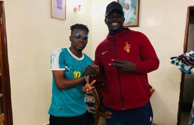 Balla Gaye, villa, iPhone Xs Max… : Bravador bien gâté à Dakar