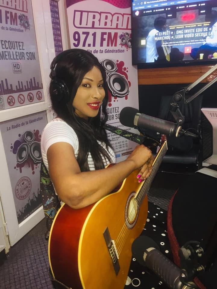 A la découverte de Chadia, Une étoile montante de la musique sénégalaise qui allie, beauté et une voix d'or
