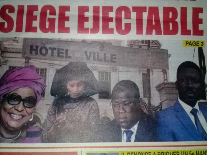 Elections locales 2019: Ces maires sur siège éjectable