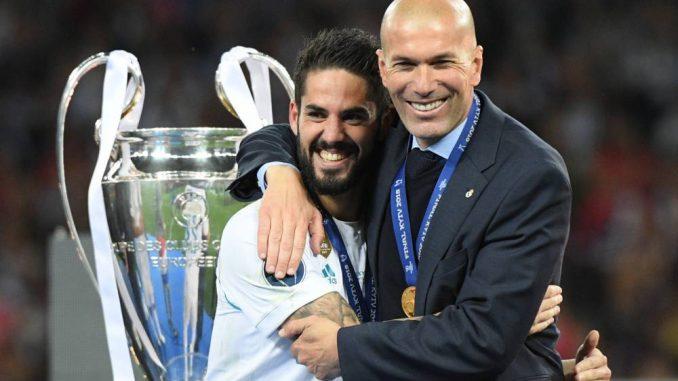 Voici 5 chantiers pour Zidane nouvel entraîneur du Real Madrid
