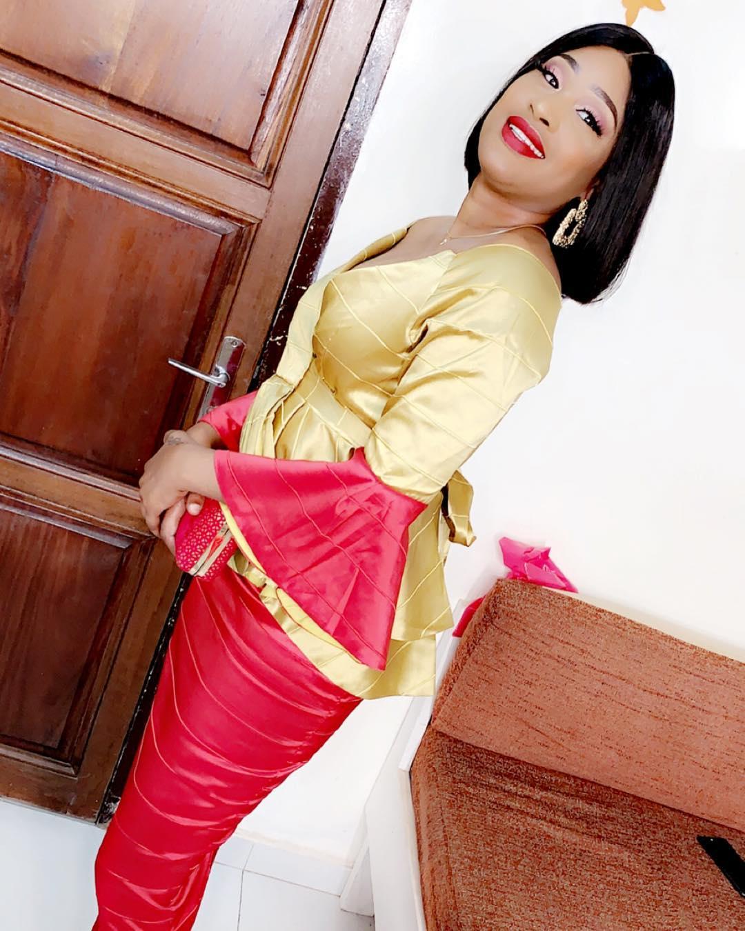 Esther Ndiaye alias Racky étale sa beauté