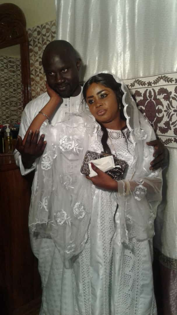 MARIAGE: Le promoteur El Hadj Sene de Bruxelles s'est remarié