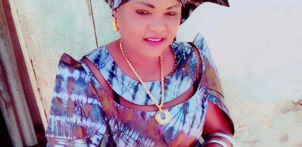 Revoilà Oumou Diop charcutée par sa coépouse il y a 5 mois