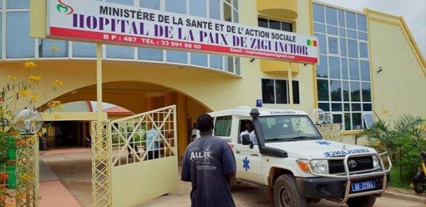 L'hôpital de Ziguinchor très malade : L'Etat lui doit un milliard de dettes