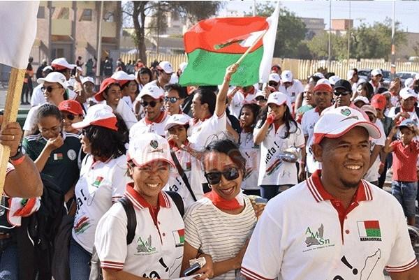 Les moments forts du match Sénégal vs Madagascar