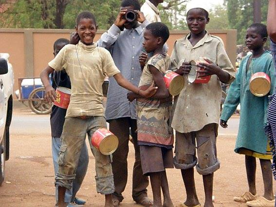 Recensement : Plus de 30 000 enfants-mendiants au Sénégal