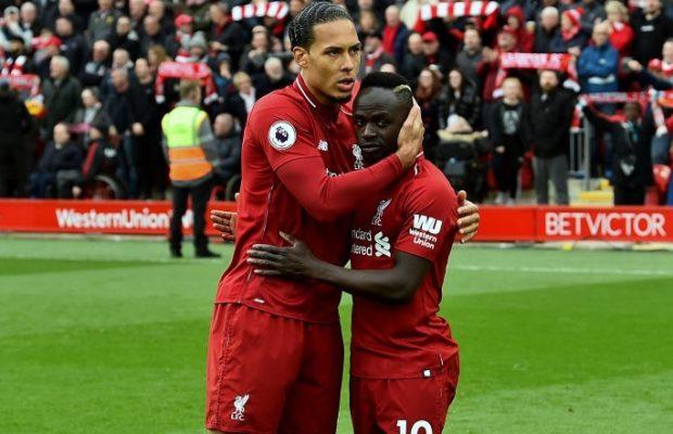Liverpool : Salah hué pour avoir refusé de donner une passe à Sadio Mané