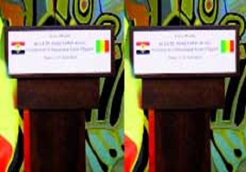 Couacs lors de la visite de Al Sissi : Le protocole de la Présidence se plante