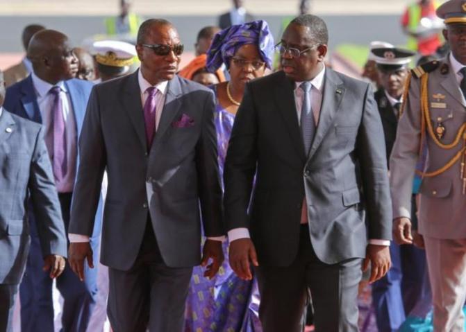 La grosse bourde du Palais : Macky Sall fait appeler Dalein Diallo sur le téléphone de Alpha Condé
