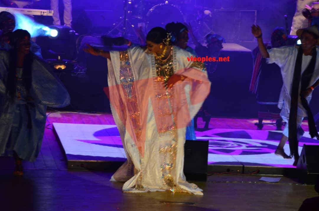GRAND THEATRE: Daba Seye enflamme encore ce 12 avril 2019 en images.